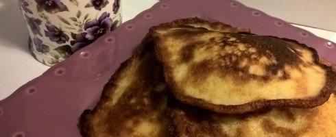 Pancakes Bananes (recette sans gluten)